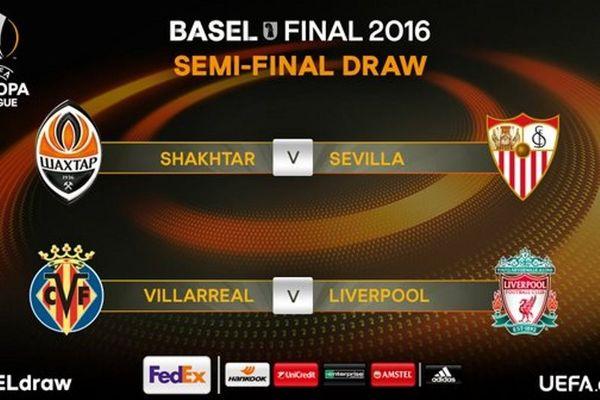 Europa League: Μία στροφή πριν τον τελικό