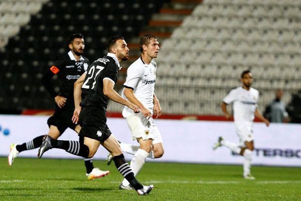 ΠΑΟΚ - ΑΕΚ 2-1: Τα γκολ του αγώνα (video)