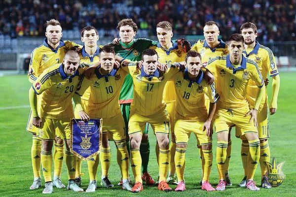 Euro 2016: Η αποστολή της Ουκρανίας