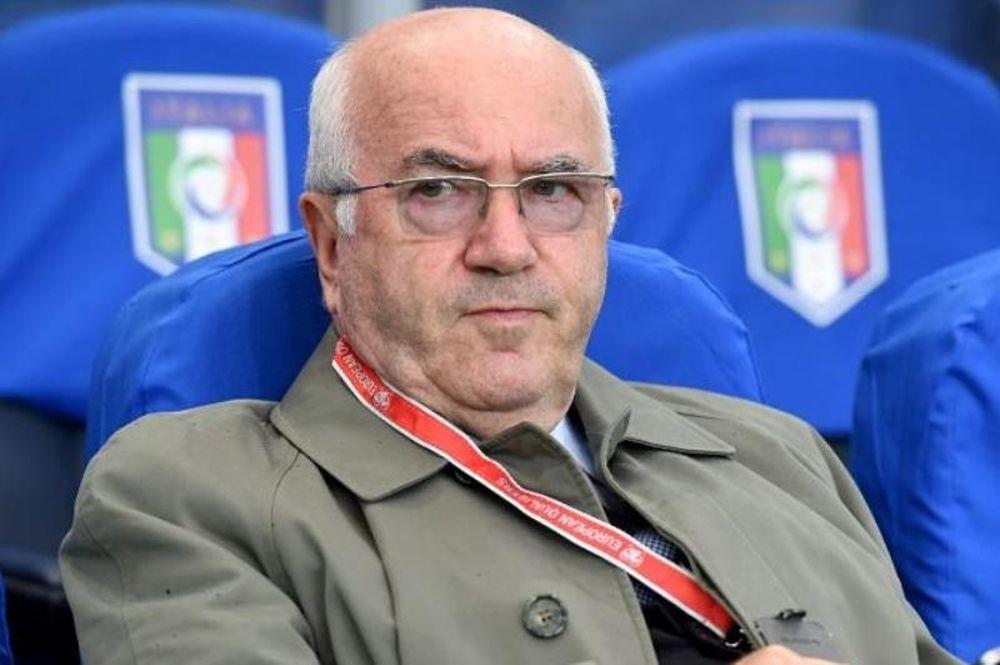 Πρόεδρος Ομοσπονδίας Ιταλίας: «Να μας φοβούνται, δεν ήρθαμε στο Euro για πλάκα»