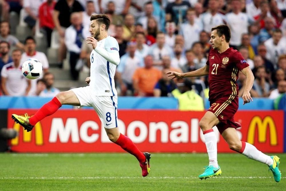 Euro 2016: Αγγλία - Ρωσία 1-1: Τα γκολ του αγώνα (video)