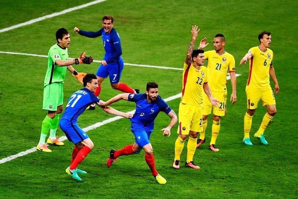 Euro 2016: Παραδέχτηκε το φάουλ του ο Ζιρού (video)