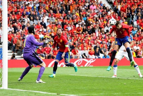 Euro 2016: Ισπανία – Τσεχία 1-0: Γλίτωσε το κάζο στο τέλος!