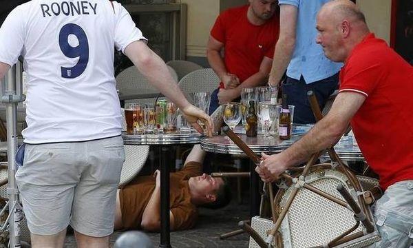Euro 2016: Νέα επεισόδια στην Λιλ από Ρώσους (pic+vid)
