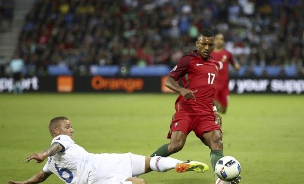 Euro 2016: Το γκολ του Νάνι (videο)