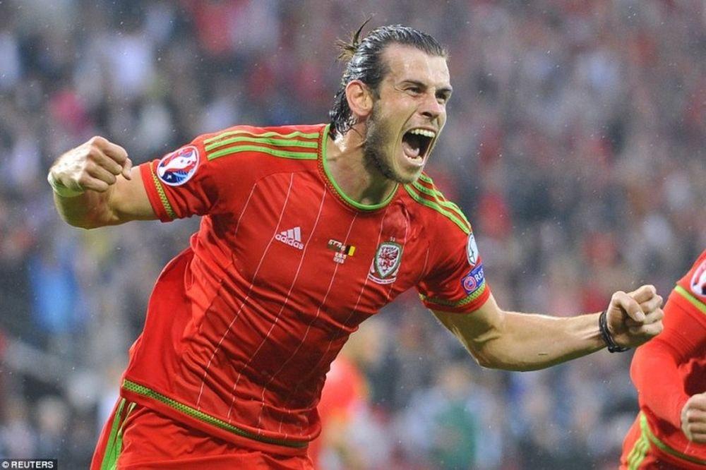 Euro 2016: «Εμπρηστικές» δηλώσεις από Μπέιλ – φουντώνει η… φωτιά μεταξύ Αγγλίας και Ουαλίας!
