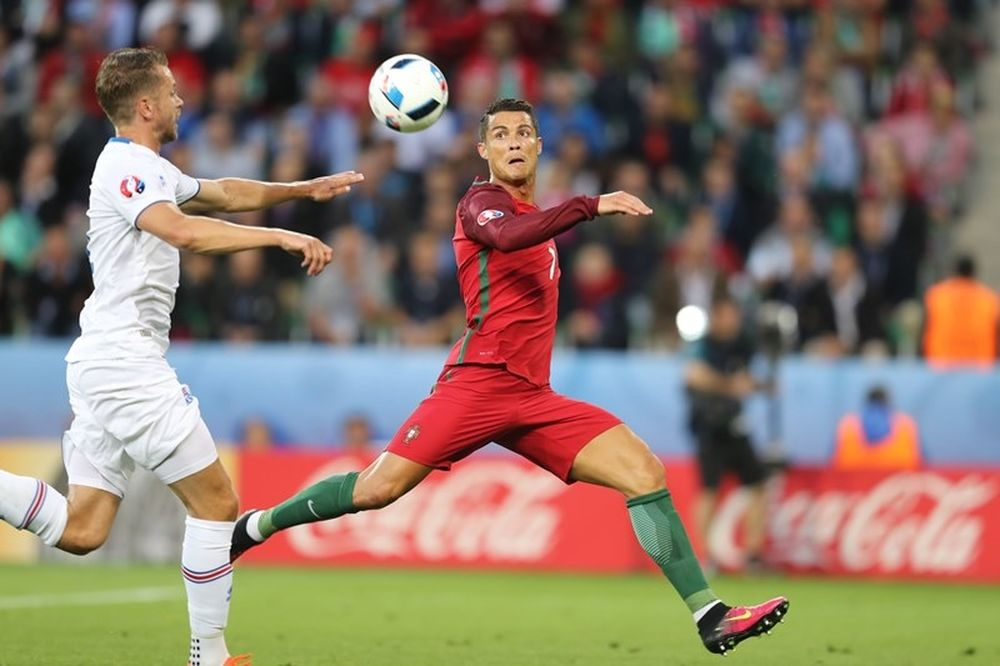 Euro 2016: Respect στον Ρονάλντο (video)