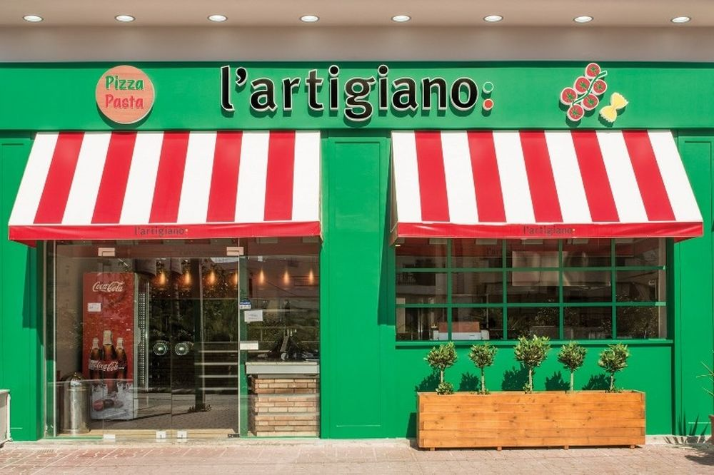 L' Artigiano: Το ελληνικό brand με τις αυθεντικές ιταλικές γεύσεις που κέρδισε την αγορά