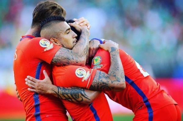 Copa America: Καταιγίδα… η Χιλή (videos)