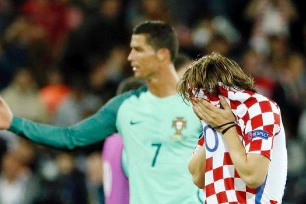 Euro 2016: Λύγισε ο Μόντριτς (photos)
