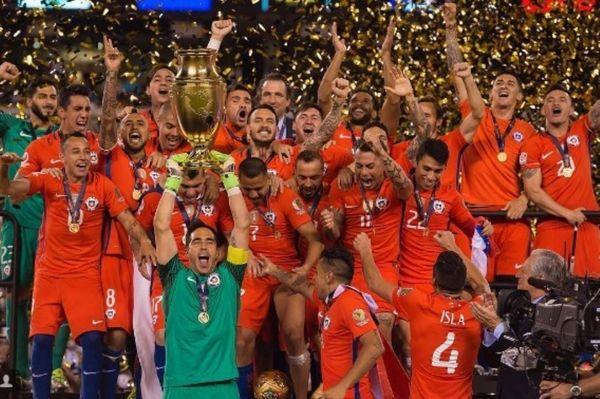 Copa America: Επετειακή… επανάληψη για Χιλή! (photos+video)