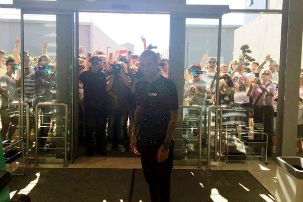 Γιουβέντους: Περνάει ιατρικά ο Άλβες (photos)
