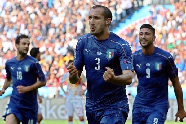 Euro 2016: Το γκολ του Κιελίνι (video)