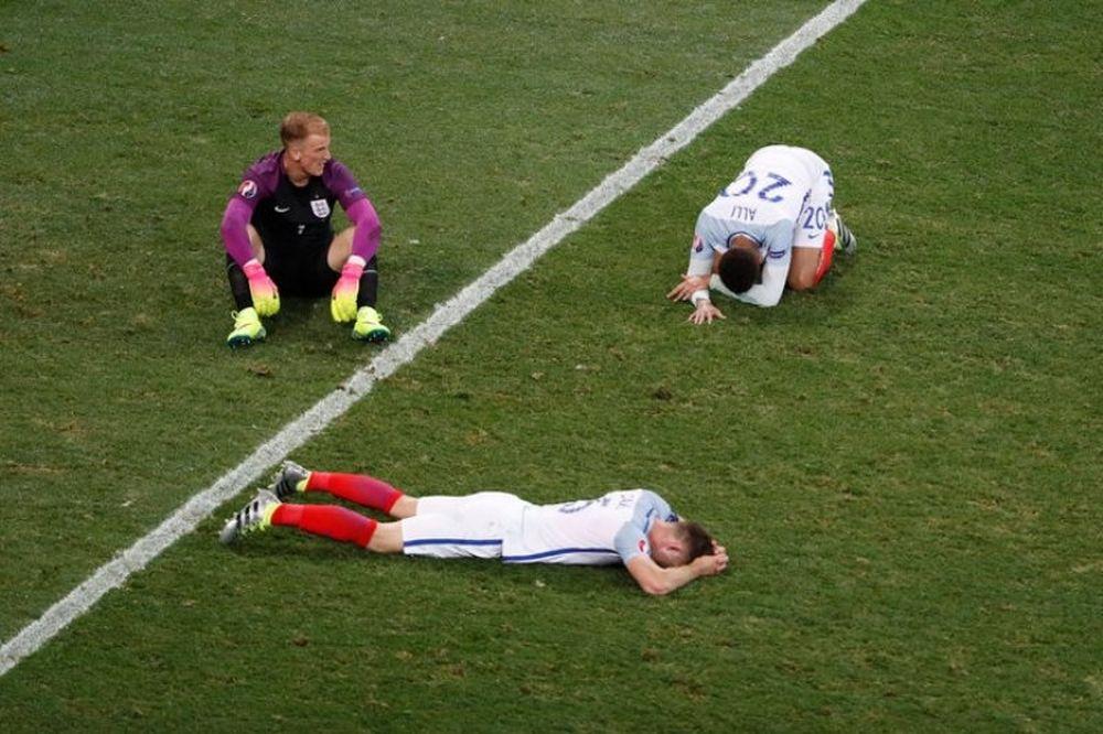 Euro 2016: Σκληρή στάση από τους Times για την Εθνική Αγγλίας – Δεν θα πιστεύετε τι βαθμό πήραν! (photo)