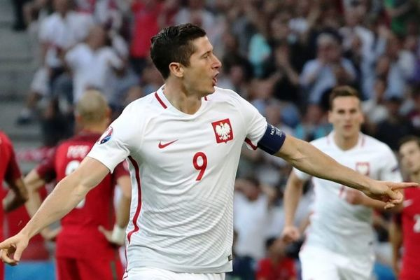 Euro 2016: Το γκολ του Λεβαντόφσκι! (video)