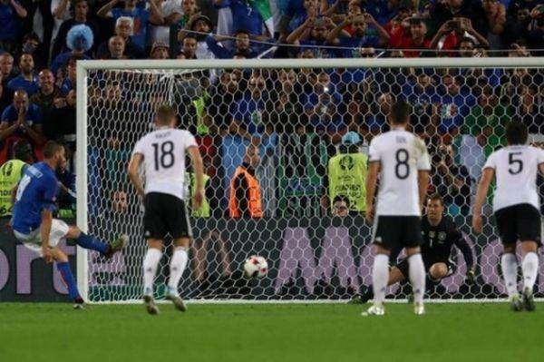 Euro 2016: Η ισοφάριση με πέναλτι του Μπονούτσι! (videos)