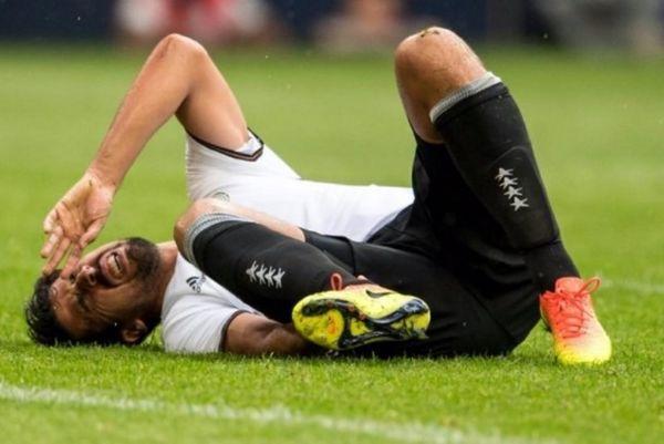 Euro 2016: Χάνει το υπόλοιπο της διοργάνωσης ο Κεντίρα!