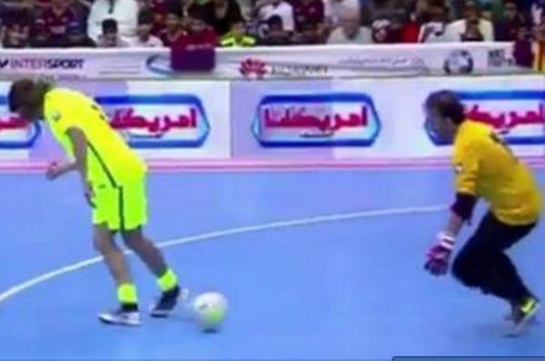Σε ποδόσφαιρο σάλας μαγεύει ο… Πουγιόλ! (video)