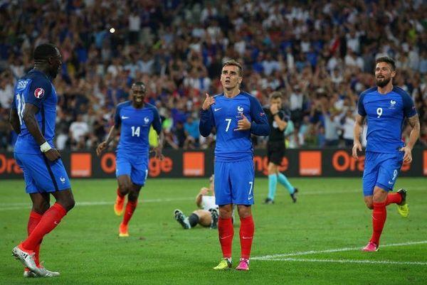 Euro 2016 - Ημιτελικά: Γερμανία - Γαλλία 0-2: Ο Γκριζμάν έστειλε... σπίτι την Γερμανία (photos)