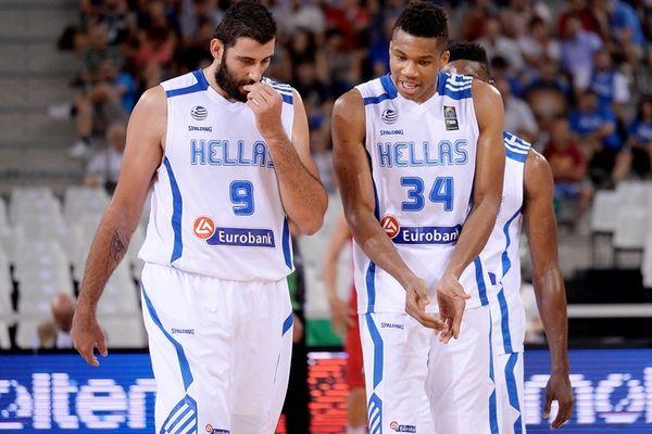 Ελλάδα - Κροατία 61-66: «Λύγισε» από την υπερπροσπάθεια