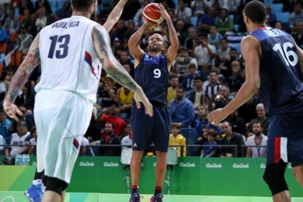 Ρίο 2016: Πάρκερ – «Θέλω τελικό με Αμερική»