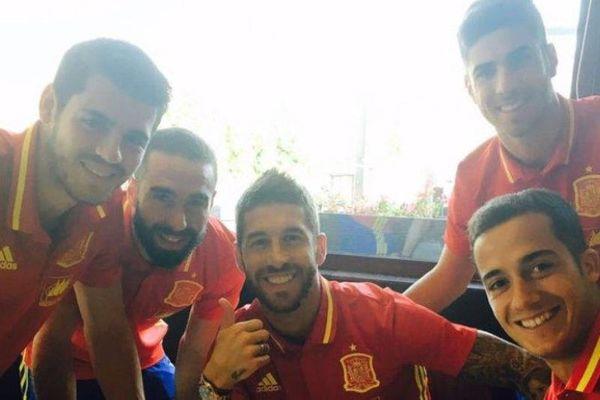 Εθνική Ισπανίας όπως λέμε… Ρεάλ Μαδρίτης!