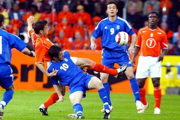 Κακή παράδοση με Ολλανδία η Εθνική