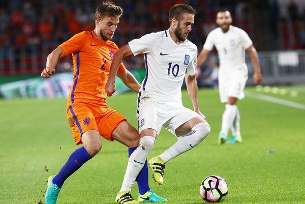 Ολλανδία - Ελλάδα: Το γκολ του Βαϊνάλντουμ (video)