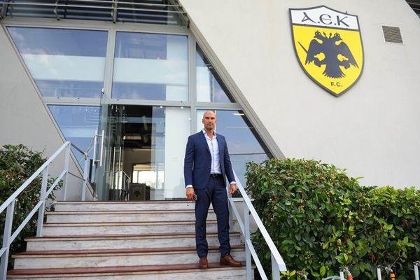 Μαϊστόροβιτς: «Φανταστική ευκαιρία η ΑΕΚ» (photos)