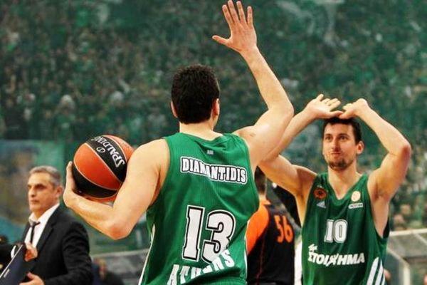 Ούκιτς: «Διαμαντίδης, ο καλύτερος συμπαίκτης που είχα στην καριέρα μου»