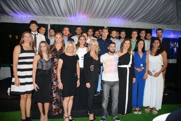 Ο Σύλλογος Ελλήνων Ολυμπιονικών και η Εκάλη ΑΕ τιμούν τους Έλληνες Ολυμπιονίκες