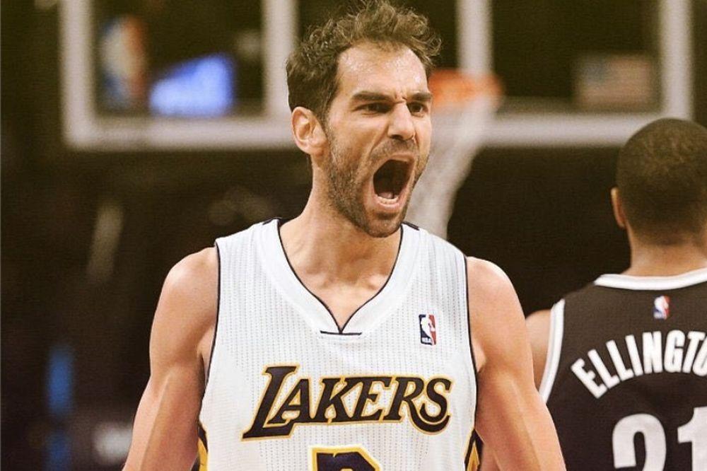 Καλντερόν: Ξεχωριστή εμπειρία για μένα οι Lakers