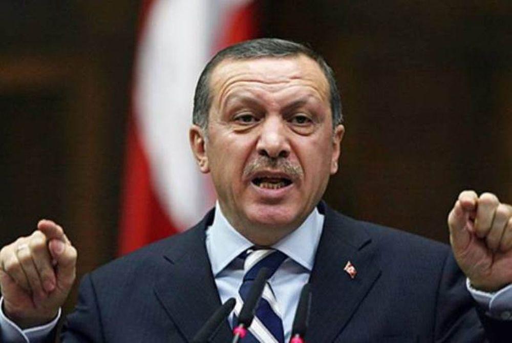 Απίστευτη πρόκληση Ερντογάν - Αμφισβητεί τα σύνορα με την Ελλάδα