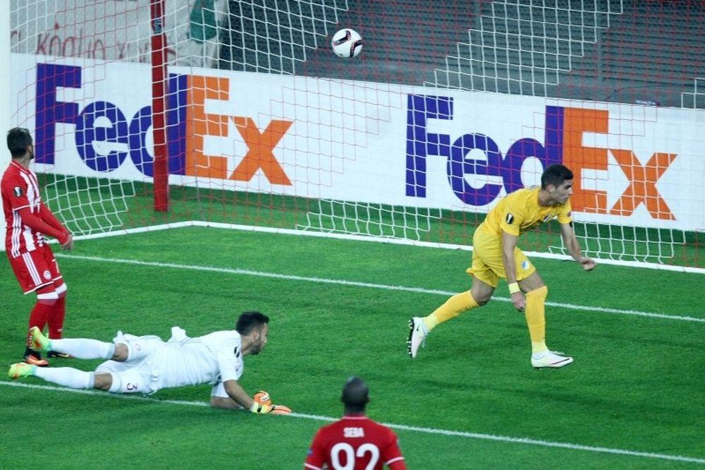 Ολυμπιακός-ΑΠΟΕΛ 0-1: Τον «κρέμασε» ο Λεάλι και η αστοχία του!