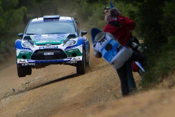 WRC: Ο Οζιέ πήρε την πρώτη νίκη της καριέρας του στην Κορσική