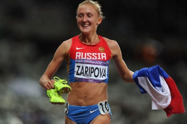 Χάνει το χρυσό μετάλλιό της η Ζαρίποβα