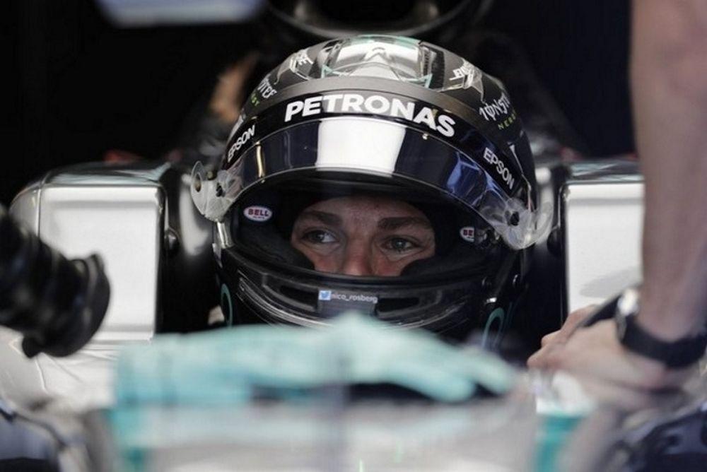 Ο Ρόσμπεργκ κατέκτησε τον τίτλο του πρωταθλητή στην F1