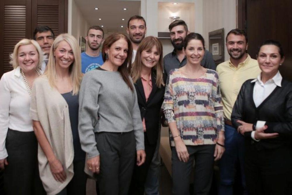 Αθλητισμός για Όλους: Στο πλευρό των ελλήνων αθλητών
