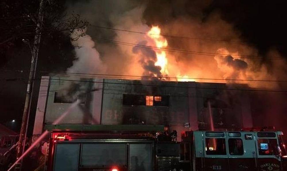 Καλιφόρνια: Τραγωδία σε πάρτι – Εννέα νεκροί από φωτιά (pics&vid)