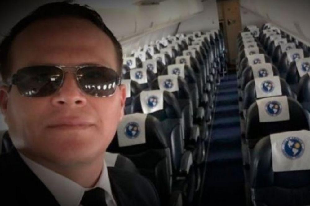 Σοκαριστική αποκάλυψη για τον πιλότο της μοιραίας πτήσης της Σαπεκοένσε