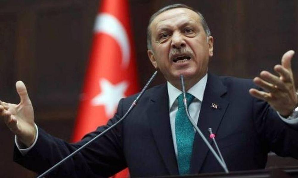 Έξαλλος ο Ερντογάν: Απειλεί τη Γερμανία με αντίποινα