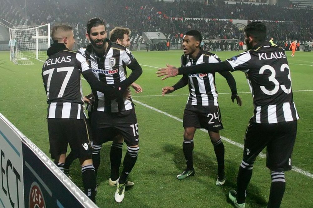 Επική... πρόκριση για ΠΑΟΚ, 2-0 την Σλόβαν