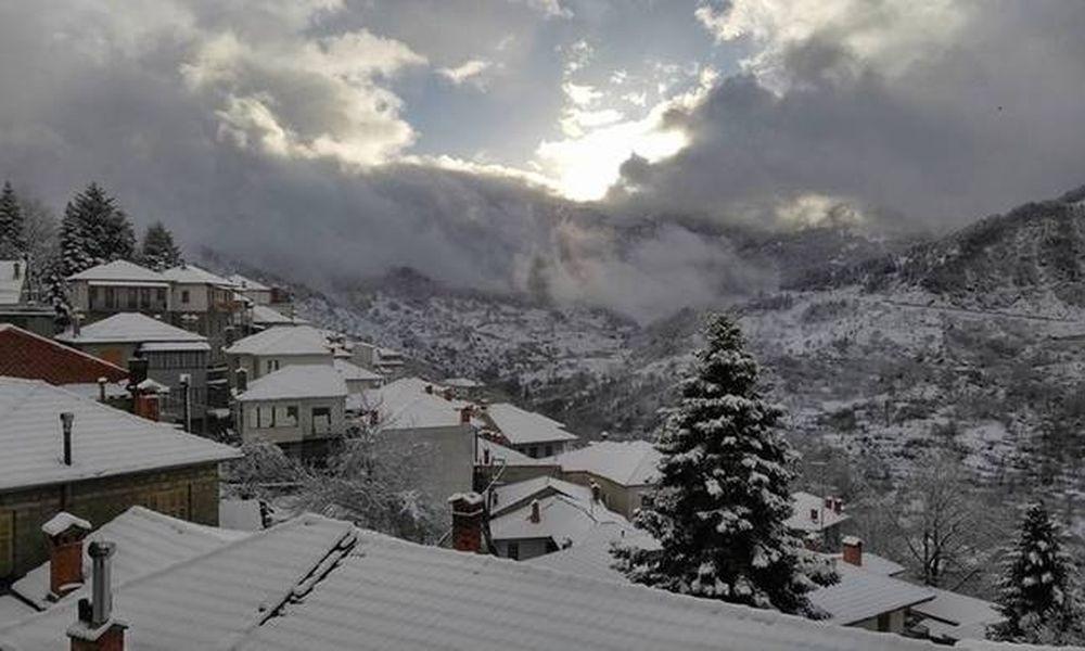 Καιρός: Κύμα ψύχους πλησιάζει την Ελλάδα - Πότε θα «χτυπήσει» ο χιονιάς