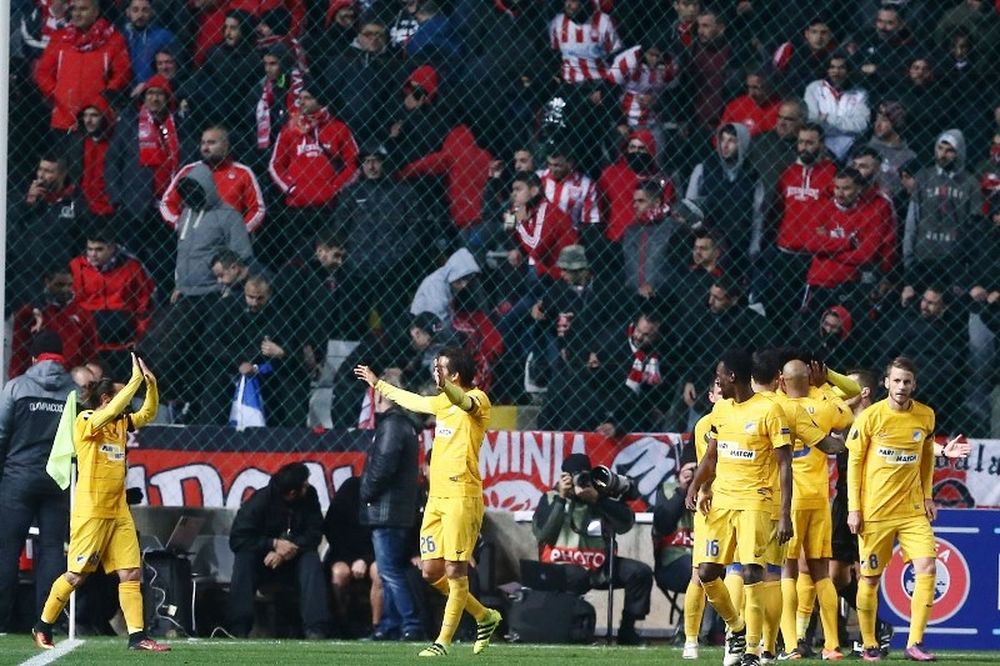 ΑΠΟΕΛ - Ολυμπιακός 2-0: Η… επιτυχία έγινε εφιάλτης!