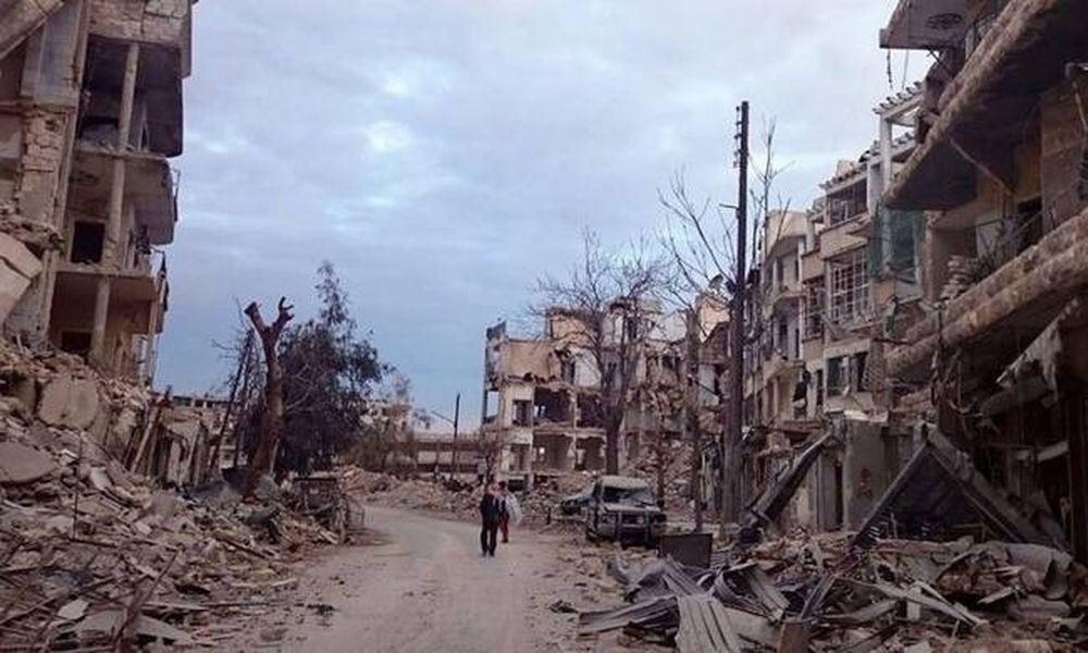 Συρία: Πάνω από 20.000 άμαχοι εγκατέλειψαν σήμερα το Χαλέπι