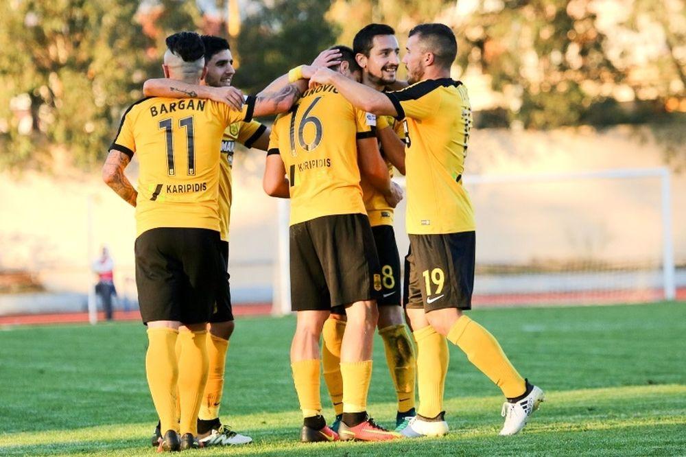 Football League: Τρι-Άρης στην Ελευσίνα, γκέλαρε ο Απόλλωνας