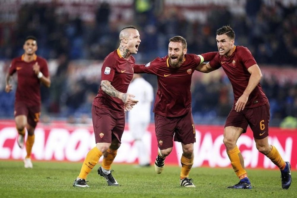 Serie A: Πήρε το ντέρμπι η Ρόμα (video)