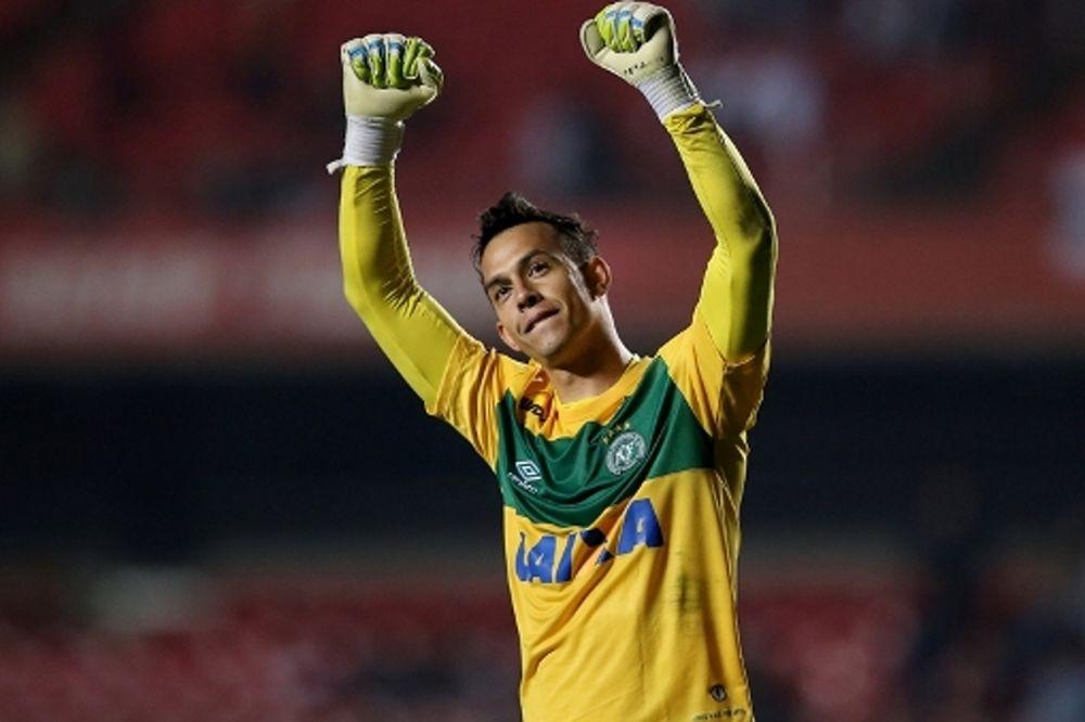 Ο Ντανίλο της Σαπεκοένσε αναδείχθηκε ποδοσφαιριστής της χρονιάς στην Βραζιλία