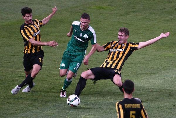Super League: Κυριακή το ντέρμπι Παναθηναϊκού - ΑΕΚ!