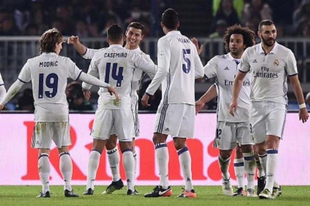 Παγκόσμια με... ζόρια η Ρεάλ Μαδρίτης!